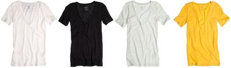 perfect white t-shirt jcrew