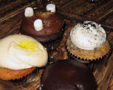 Cupcake Stop cupcakes