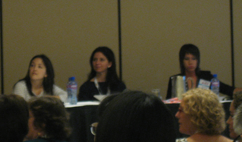 BlogHer design panel