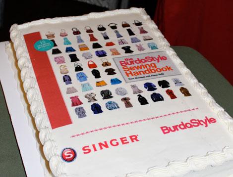 BurdaStyle cake