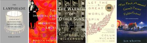 Books for September